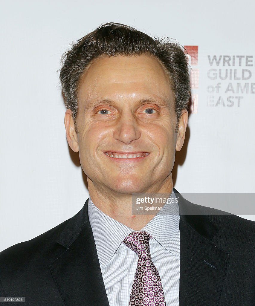 Actor Tony Goldwyn attends the 2016 Writers Guild Awards New York ceremony at The Edison Ballroom on February 13 2016 in New York City
