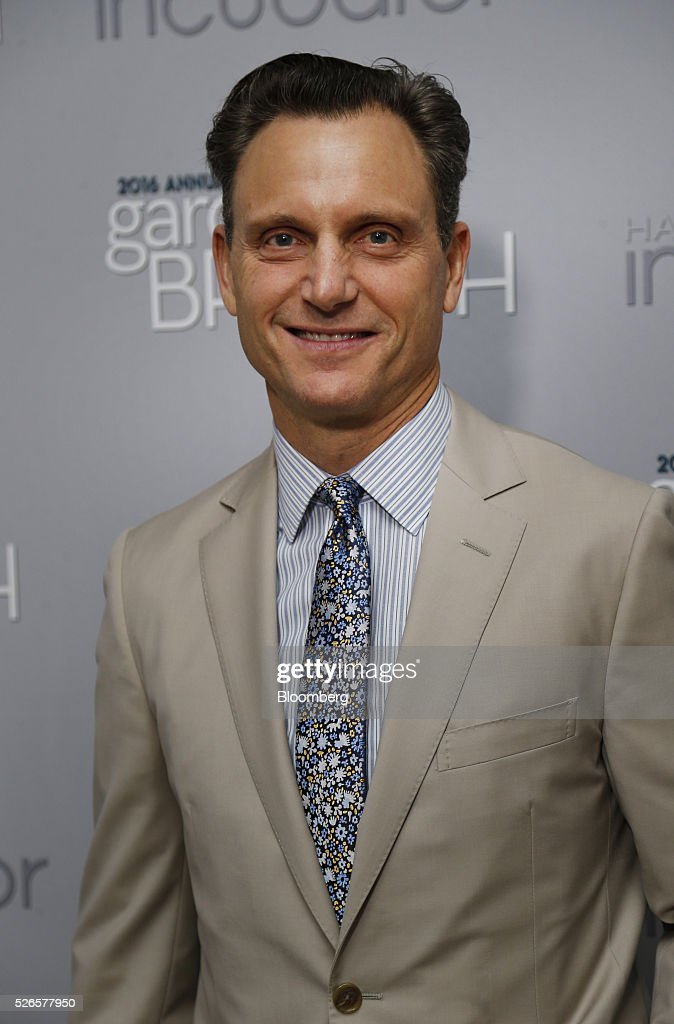 Actor Tony Goldwyn attends the 23rd Annual White House Correspondents' Garden Brunch in Washington, D.C., U.S., on Saturday, April 30, 2016. The event will raise awareness for Halcyon Incubator, an organization that supports early stage social entrepreneurs 'seeking to change the world' through an immersive 18-month fellowship program. Photographer: Andrew Harrer/Bloomberg via Getty Images