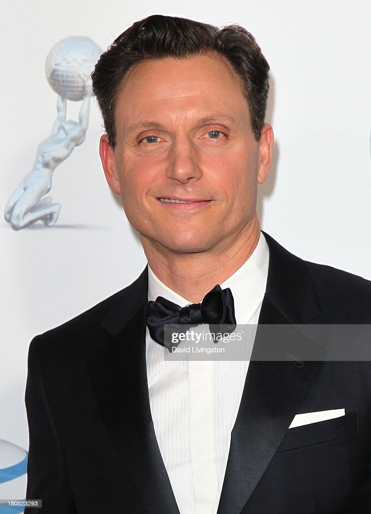 Actor Tony Goldwyn attends the 44th NAACP Image Awards at the Shrine Auditorium on February 1, 2013 in Los Angeles, California.