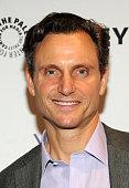 Actor Tony Goldwyn attends The Paley Center for Media Presents An Evening with The Cast of 'Scandal' at Paley Center For Media on May 14 2015 in New...