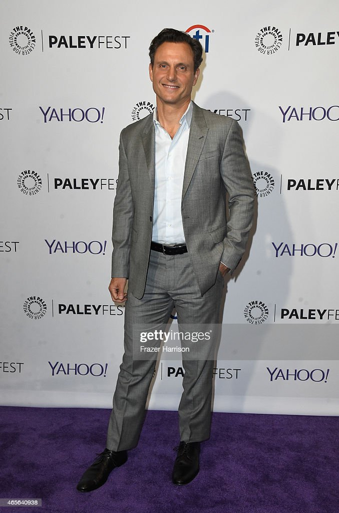 Actor Tony Goldwyn attends The Paley Center For Media's 32nd Annual PALEYFEST LA 'Scandal' at Dolby Theatre on March 8 2015 in Hollywood California