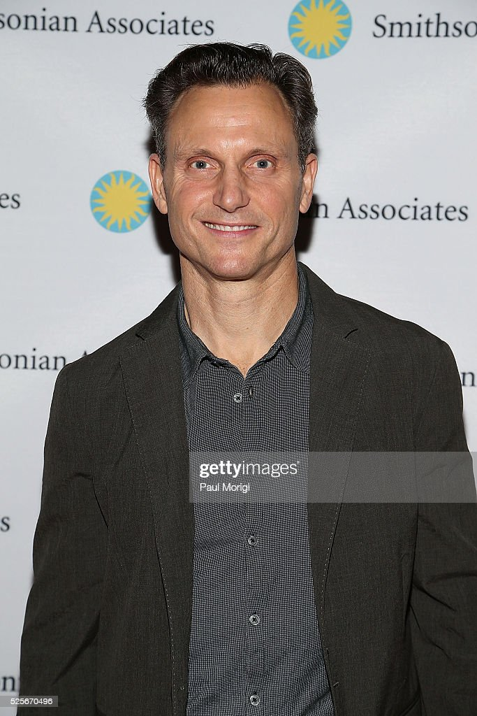 Actor Tony Goldwyn attends the Smithsonian Associates's 'Scandal-ous!' discussion with the cast and executive producers of ABC's 'Scandal' at the University of District of Columbia Theater of the Arts on April 28, 2016 in Washington, DC.