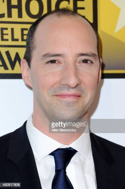 Actor Tony Hale arrives at the 4th Annual Critics' Choice Television Awards at The Beverly Hilton Hotel on June 19 2014 in Beverly Hills California