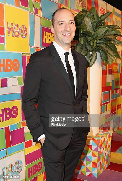 Actor Tony Hale attends HBO's Official 2014 Emmy After Party at The Plaza at the Pacific Design Center on August 25 2014 in Los Angeles California