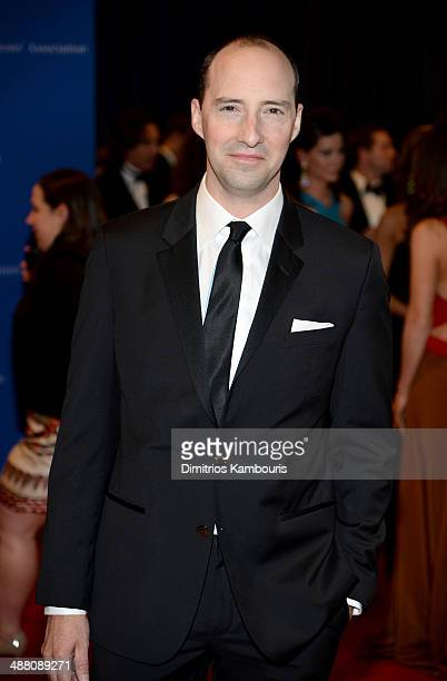 Actor Tony Hale attends the 100th Annual White House Correspondents' Association Dinner at the Washington Hilton on May 3 2014 in Washington DC