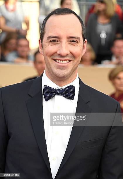 Actor Tony Hale attends The 23rd Annual Screen Actors Guild Awards at The Shrine Auditorium on January 29 2017 in Los Angeles California 26592_008