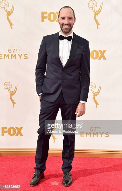 Actor Tony Hale attends the 67th Emmy Awards at Microsoft Theater on September 20 2015 in Los Angeles California 25720_001