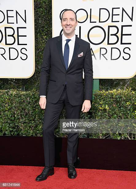 Actor Tony Hale attends the 74th Annual Golden Globe Awards at The Beverly Hilton Hotel on January 8 2017 in Beverly Hills California