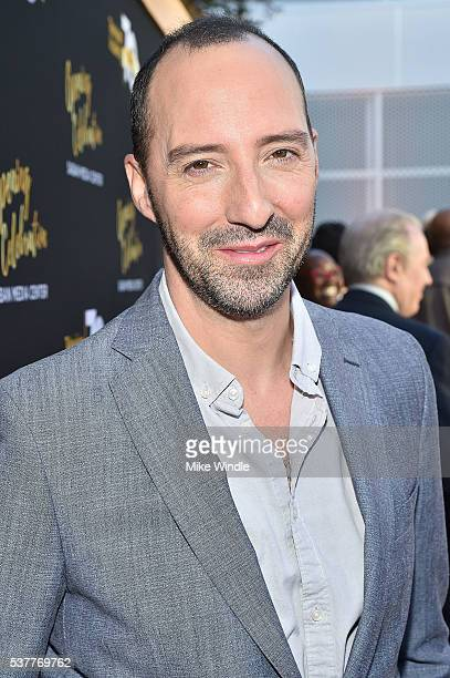 Actor Tony Hale attends the Television Academy's 70th Anniversary Gala on June 2 2016 in Los Angeles California