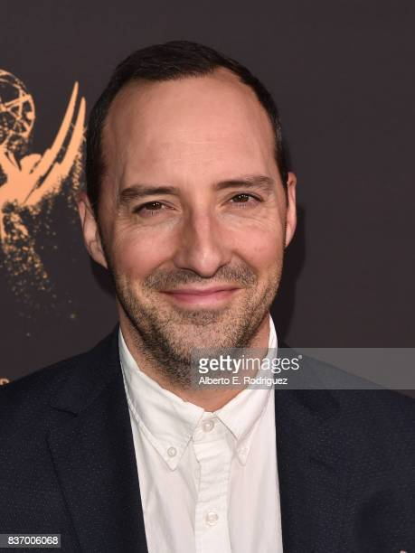 Actor Tony Hale attends the Television Academy's Performers Peer Group Celebration at The Montage Beverly Hills on August 21 2017 in Beverly Hills...