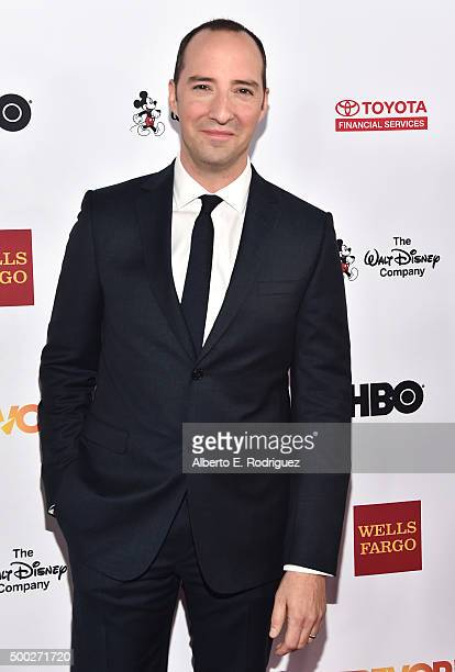 Actor Tony Hale attends TrevorLIVE LA 2015 at Hollywood Palladium on December 6 2015 in Los Angeles California