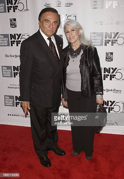 Actor Tony Lo Bianco attends the Centerpiece Gala Presentation Of 'The Secret Life Of Walter Mitty' during the 51st New York Film Festival at Alice...