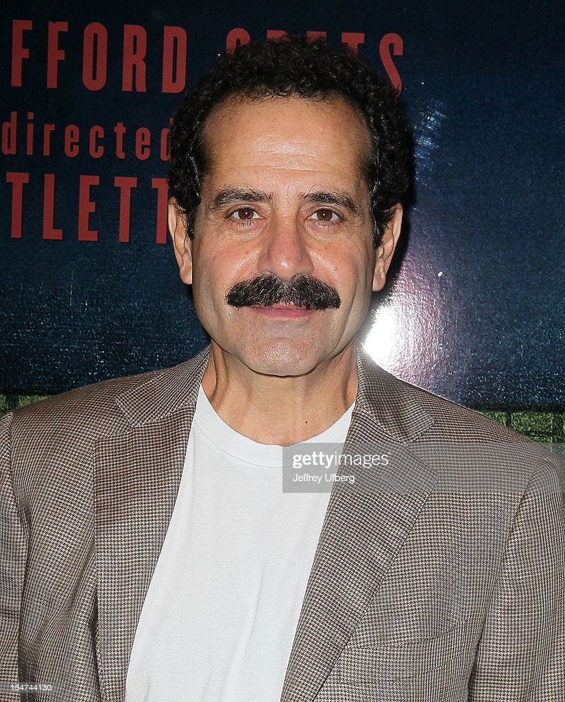 Actor <a gi-track='captionPersonalityLinkClicked' href=/galleries/search?phrase=Tony+Shalhoub&family=editorial&specificpeople=203214 ng-click='$event.stopPropagation()'>Tony Shalhoub</a> attends the 'Golden Boy' Cast Meet & Greet at the Lincoln Center Theater on October 25, 2012 in New York City.