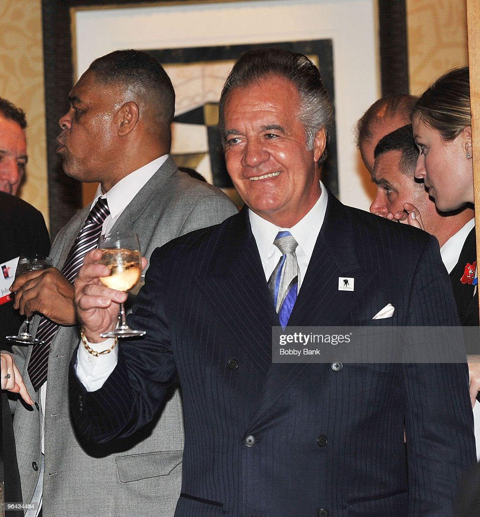 Actor Tony Sirico attends the 13th Annual 'Teddy Dinner' for the Dr. Theodore A Atlas Foundation at Hilton Garden Inn on November 19, 2009 in the borough of Staten Island in New York City.