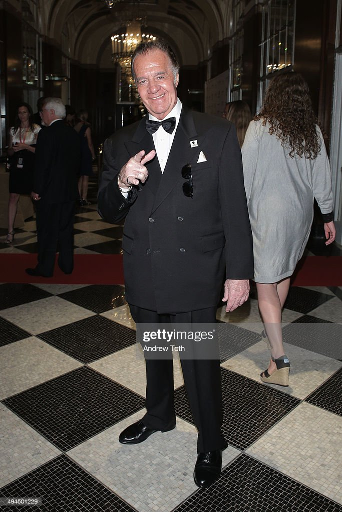 Actor Tony Sirico attends the 9th annual Wounded Warrior Project Courage Awards & Benefit Dinner at The Waldorf=Astoria on May 29, 2014 in New York City.