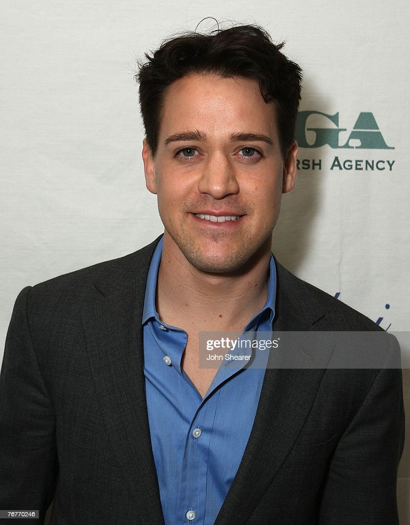 Actor T.R. Kinght attends The Gersh Agency EMMY Party w/Special Guest Frederic Fekkai held at The Terrace at Sunset Tower Hotel on September 14, 2007 in Los Angeles, California.