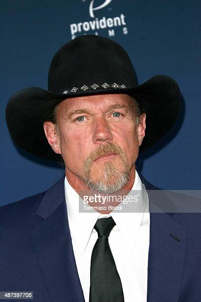 Actor Trace Adkins attends the 'Mom's Night Out' Los Angeles premiere held at the TCL Chinese Theatre IMAX on April 29 2014 in Hollywood California