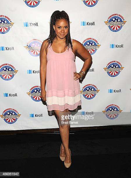 Actor Tracie Thoms attends The National Law Enforcement And Firefighters Children's Foundation Hosts 2nd Annual Hero Awards Gala on September 29 2014...