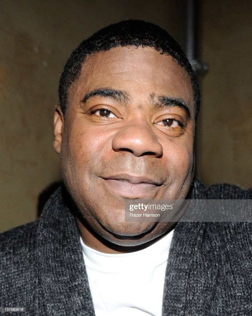 Actor Tracy Morgan attends Creative Coalition's 2012 Spotlight Initiative Gala Awards Dinner at The Supper Club by Stella Artois during the 2012...