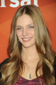 Actor Tracy Spiridakos attends the NBC Winter TCA Press Tour held at the Langham Huntington Hotel and Spa on January 6 2013 in Pasadena California