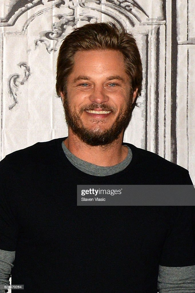 Actor <a gi-track='captionPersonalityLinkClicked' href=/galleries/search?phrase=Travis+Fimmel&family=editorial&specificpeople=3144066 ng-click='$event.stopPropagation()'>Travis Fimmel</a> visits AOL Build to talk about his new movie ''Maggies Plan' at AOL Studios In New York on May 5, 2016 in New York City.