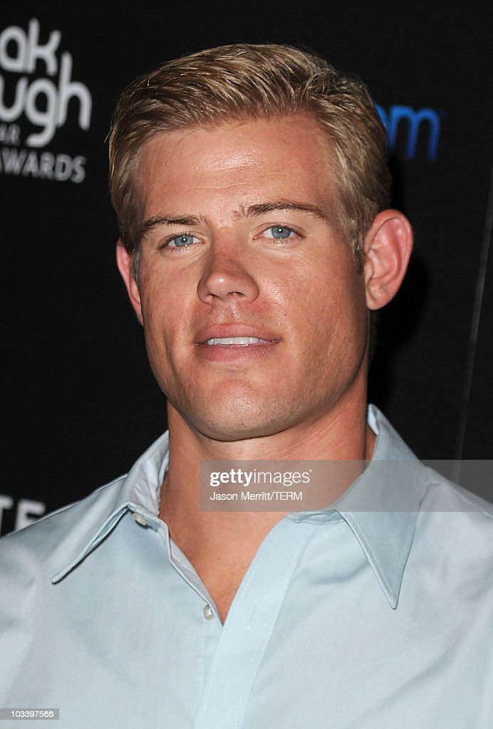 Actor Trevor Donovan arrives at the Breakthrough Of The Year Awards Presented By Crest 3D White at the Pacific Design Center on August 15, 2010 in West Hollywood, California.