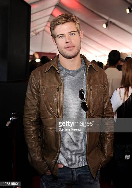 Actor Trevor Donovan attends John Varvatos 8th Annual Stuart House Benefit featuring KD Lang at John Varvatos Los Angeles on March 13 2011 in Los...