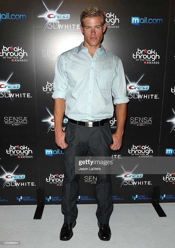 Actor Trevor Donovan attends the 2010 Breakthrough of the Year Awards at Pacific Design Center on August 15, 2010 in West Hollywood, California.