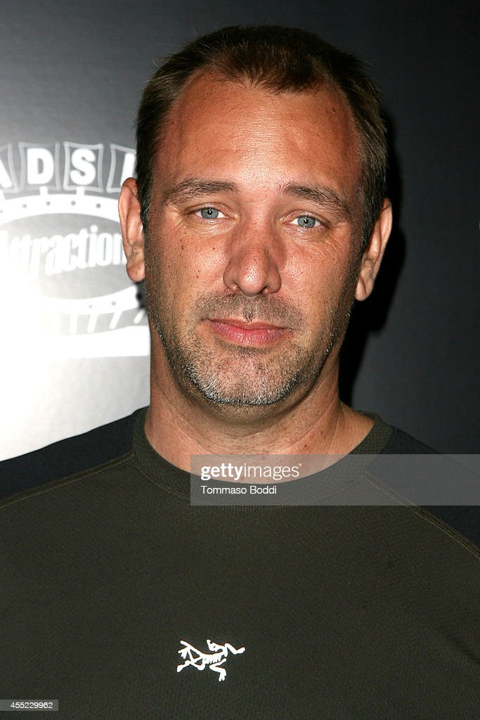trey parker father