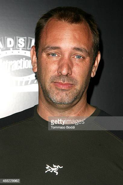 Actor Trey Parker attends 'The Skeleton Twins' Los Angeles premiere held at the ArcLight Hollywood on September 10 2014 in Hollywood California