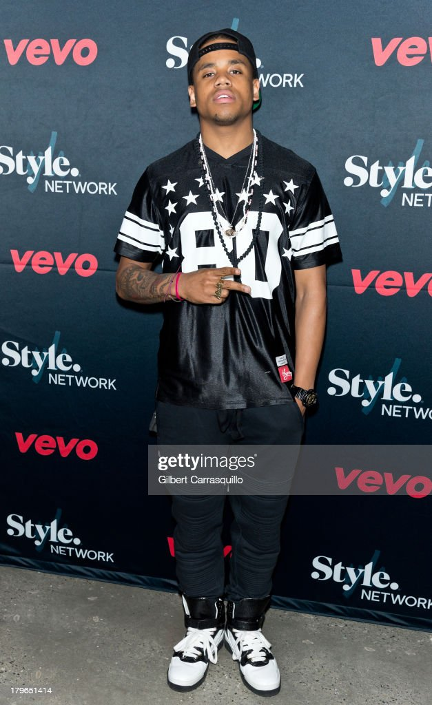 Actor Tristan Mack Wilds attends Style Network's 'Style To Rock' Event at Skylight Modern on September 5 2013 in New York City
