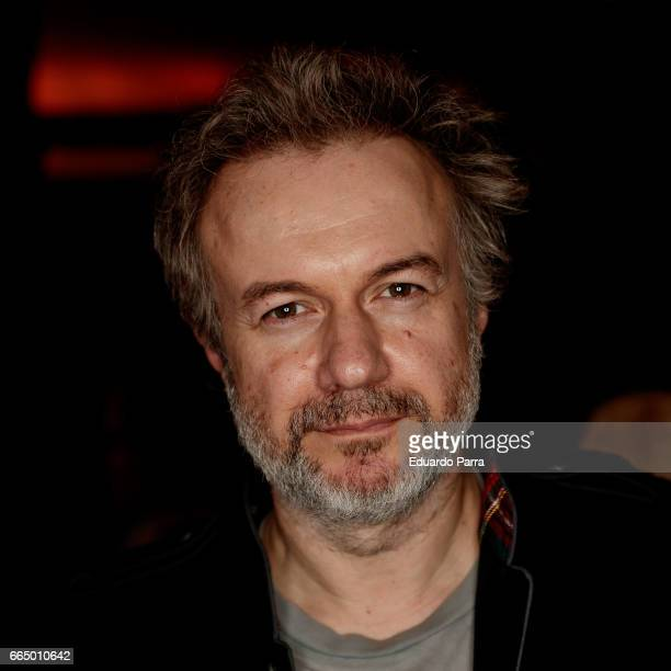 Actor Tristan Ulloa attends the 'El Pelotari y la Fallera' premiere at Callao cinema on April 5 2017 in Madrid Spain