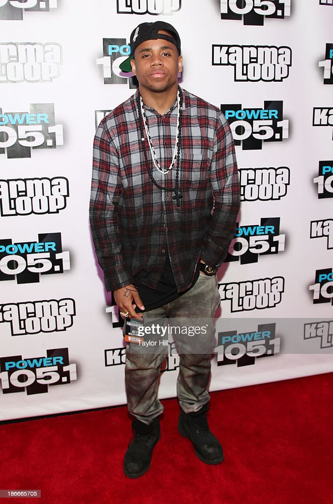 Actor <a gi-track='captionPersonalityLinkClicked' href=/galleries/search?phrase=Tristan+Wilds&family=editorial&specificpeople=3025356 ng-click='$event.stopPropagation()'>Tristan Wilds</a> attends Power 105.1's Powerhouse 2013, presented by Play GIG-IT, at Barclays Center on November 2, 2013 in New York City.