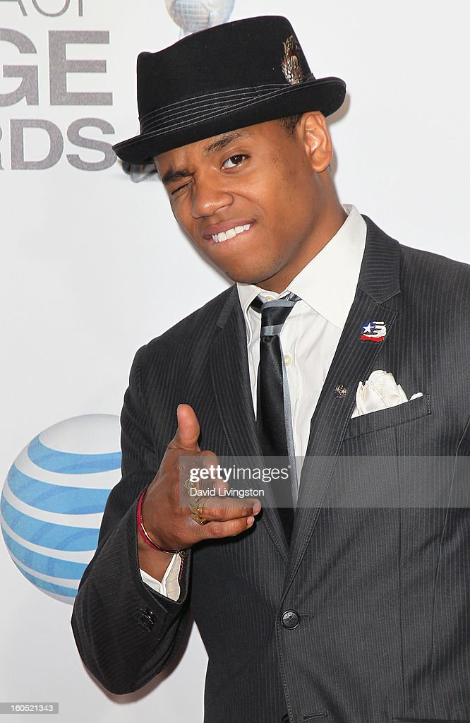 Actor Tristan Wilds attends the 44th NAACP Image Awards at the Shrine Auditorium on February 1, 2013 in Los Angeles, California.