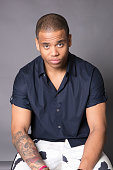 Actor Tristan Wilds is photographed for Essencecom on September 1 2013 in New York City