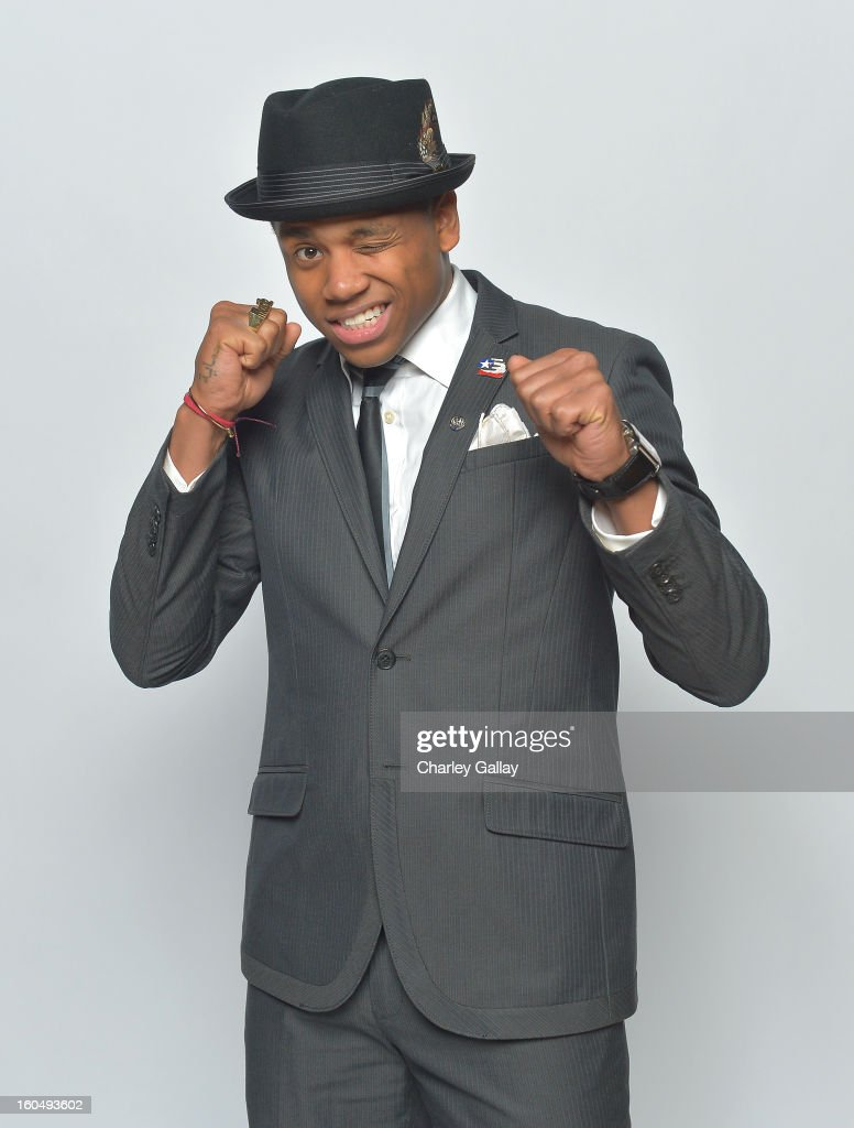 Actor Tristan Wilds poses for a portrait during the 44th NAACP Image Awards at The Shrine Auditorium on February 1, 2013 in Los Angeles, California.