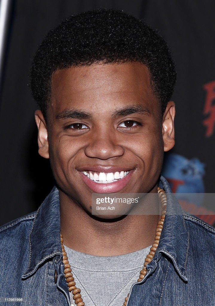 Tristan Wilds Visits Planet Hollywood - April 22, 2011