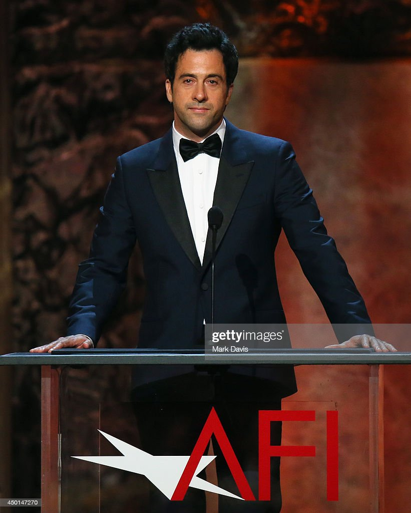 Actor Troy Garity speaks onstage at the 2014 AFI Life Achievement Award: A Tribute to Jane Fonda at the Dolby Theatre on June 5, 2014 in Hollywood, California. Tribute show airing Saturday, June 14, 2014 at 9pm ET/PT on TNT.