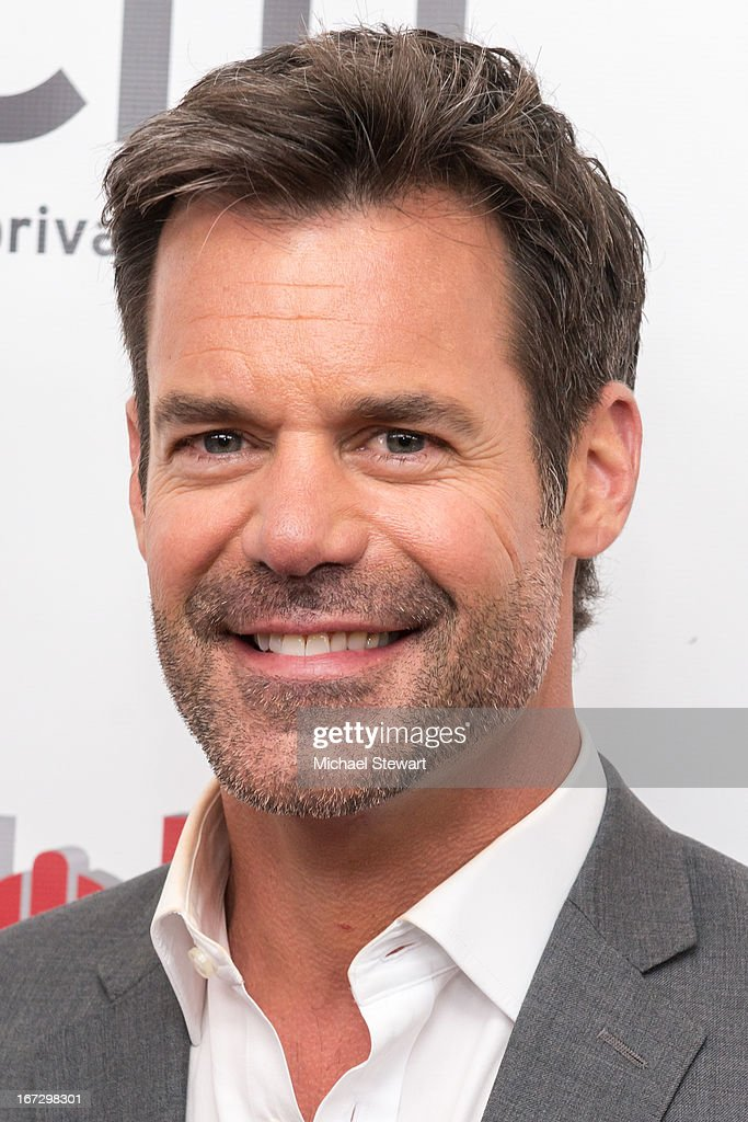 Actor Tuc Watkins attends the 'All My Children' & 'One Life To Live' premiere at Jack H. Skirball Center for the Performing Arts on April 23, 2013 in New York City.