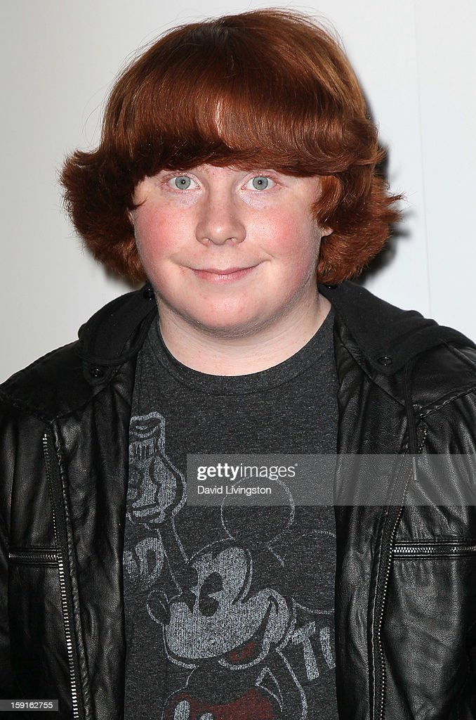 Actor Tucker Albrizzi attends DoSomethingorg and Aeropostale celebrating the launch of the 6th Annual 'Teens For Jeans' campaign hosted by Chloe...