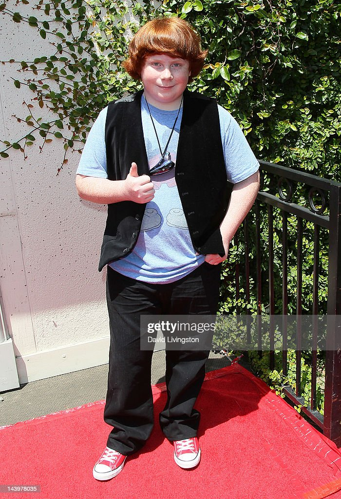 Actor Tucker Albrizzi attends the 33rd Young Artist Awards at the Sportmen's Lodge on May 6, 2012 in Studio City, California.