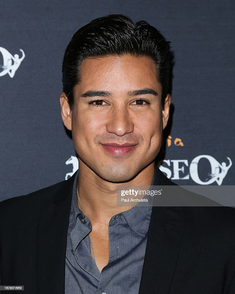 Actor / TV Personality <a gi-track='captionPersonalityLinkClicked' href=/galleries/search?phrase=Mario+Lopez&family=editorial&specificpeople=235992 ng-click='$event.stopPropagation()'>Mario Lopez</a> attends the opening night for Cavalia's 'Odysseo' at the Cavalia's Odysseo Village on February 27, 2013 in Burbank, California.