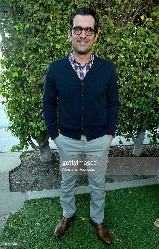 Actor Ty Burrell attends a 'Modern Family' Wedding episode screening at Zanuck Theater at 20th Century Fox Lot on May 19 2014 in Los Angeles...