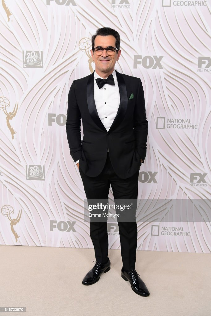 Actor Ty Burrell attends FOX Broadcasting Company, Twentieth Century Fox Television, FX And National Geographic 69th Primetime Emmy Awards After Party at Vibiana on September 17, 2017 in Los Angeles, California.