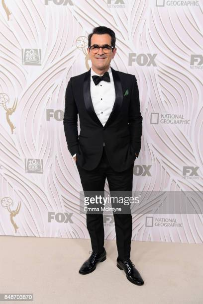Actor Ty Burrell attends FOX Broadcasting Company Twentieth Century Fox Television FX And National Geographic 69th Primetime Emmy Awards After Party...