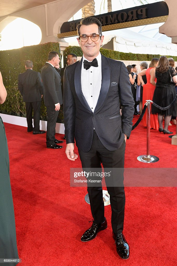 Actor Ty Burrell attends The 23rd Annual Screen Actors Guild Awards at The Shrine Auditorium on January 29, 2017 in Los Angeles, California. 26592_013