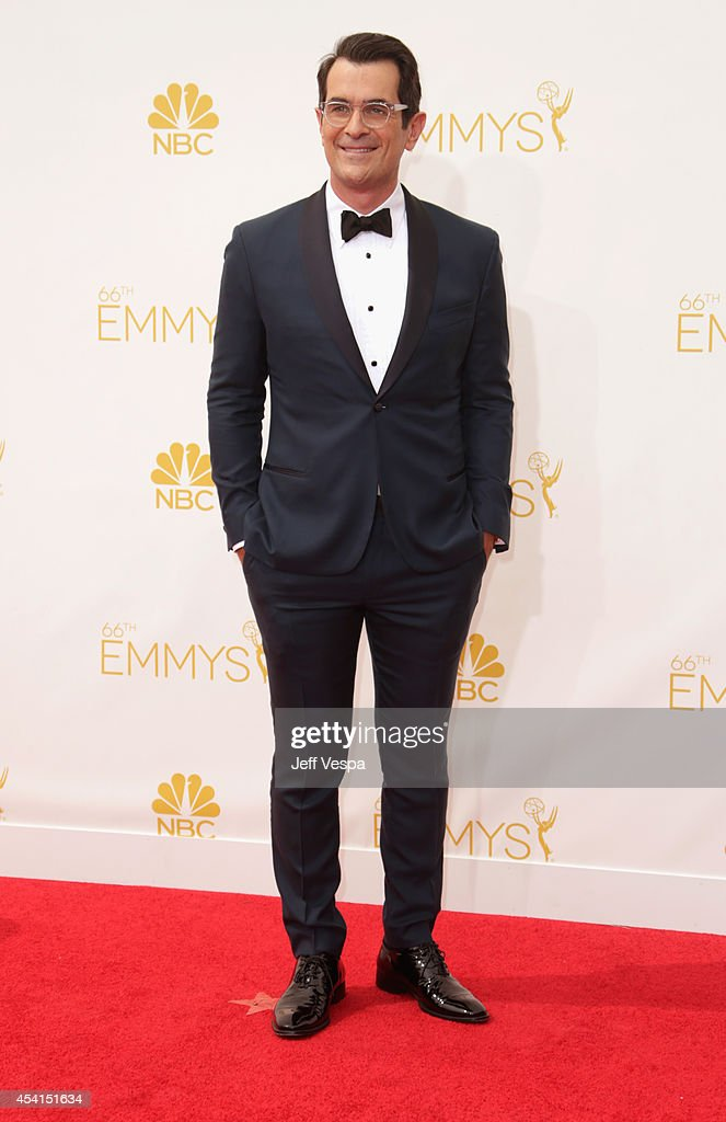 Actor Ty Burrell attends the 66th Annual Primetime Emmy Awards held at Nokia Theatre LA Live on August 25 2014 in Los Angeles California