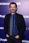 Actor Ty Burrell attends the Entertainment Weekly and PEOPLE celebration of The New York Upfronts at The Highline Hotel on May 11 2015 in New York...