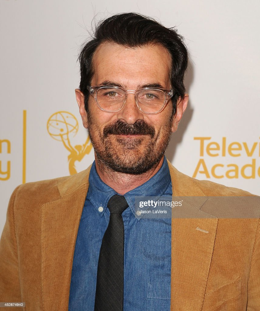 Actor Ty Burrell attends the Television Academy's performers peer group celebrating the 66th Emmy Awards at Montage Beverly Hills on July 28 2014 in...