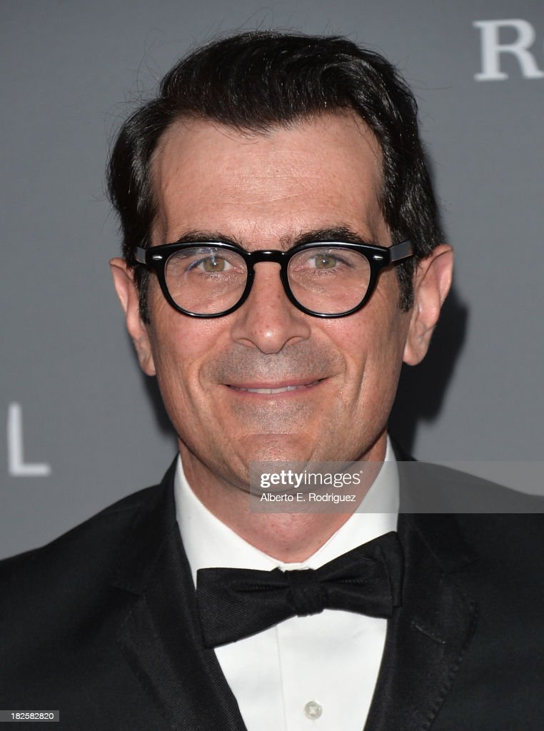 Actor <a gi-track='captionPersonalityLinkClicked' href=/galleries/search?phrase=Ty+Burrell&family=editorial&specificpeople=700077 ng-click='$event.stopPropagation()'>Ty Burrell</a> attends the Walt Disney Concet Hall's 10th Anniversary Gala at the Walt Disney Concert Hall on September 30, 2013 in Los Angeles, California.